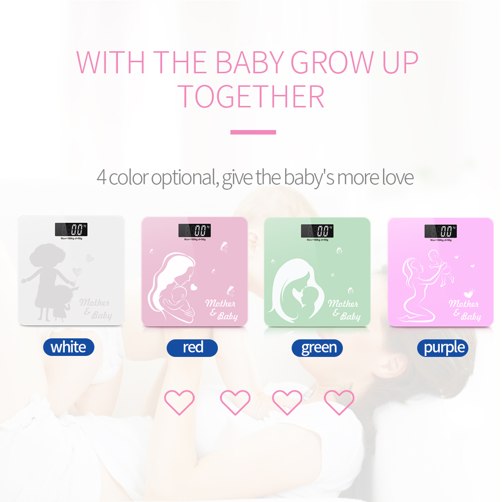 TS-B8012B Best Selling Products Cheaper Electronic Household Infant baby products Digital Display Mother And Baby Weighing Scale