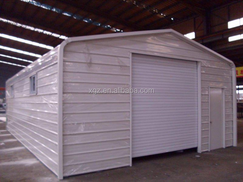 metal structure building/Shed
