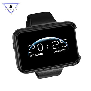 i5S Bluetooth smart watch phone 2.2 inch colorful large screen Wide-angle Video record Sleep Pedometer smart phone watch