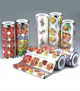 peelable lidding film For Bottle,Cup