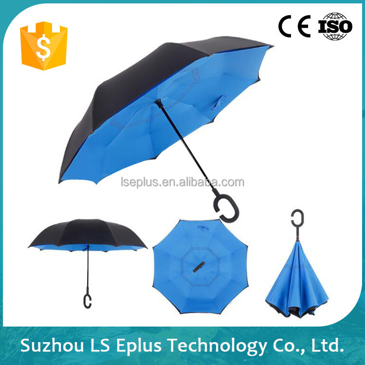 Cheap Custom Fashion Wedding Decoration Red Umbrella