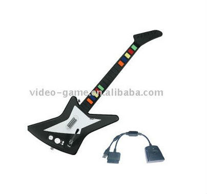 Rock Band wireless Guitar hero Controller For PS3/computer
