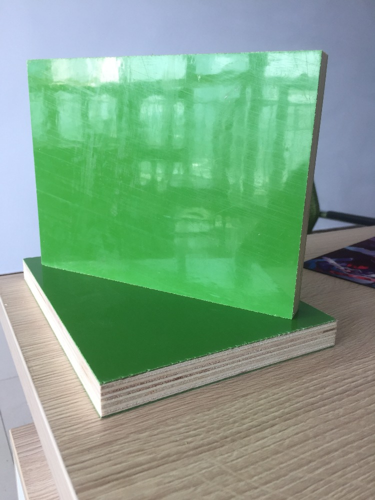 PP Plastic film plywood price