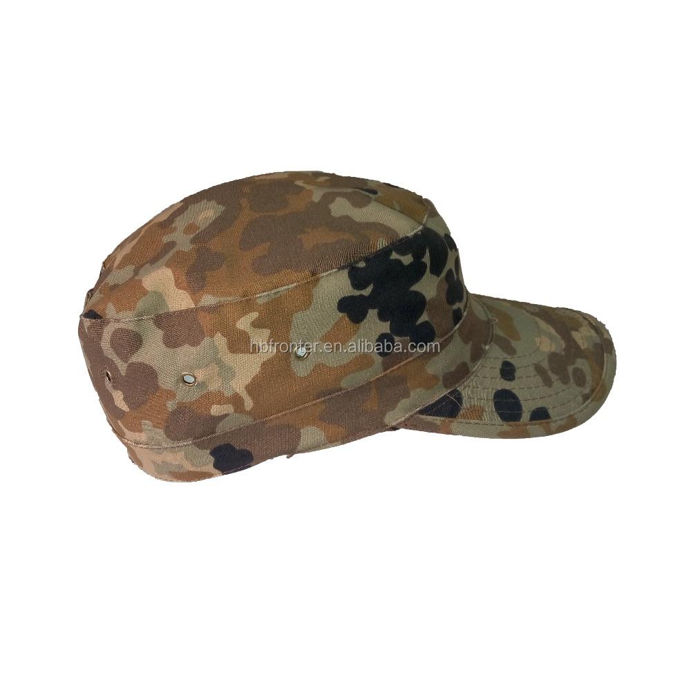 ae8a92da7562d9 German Army Flecktarn Camo Warm Winter Hat Cap - Buy High Quality ...