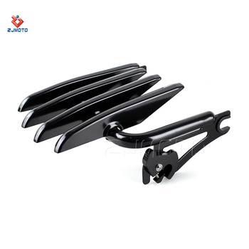 Stealth Luggage Rack Rail for Harley Touring FLHX FLHR FLHT FLTR 2009-2019