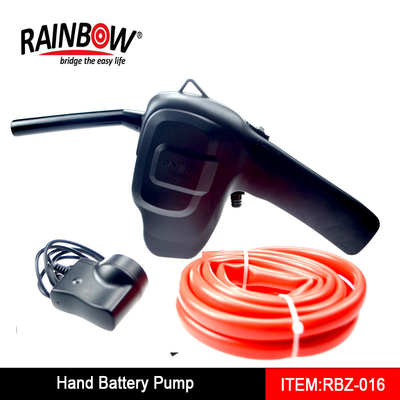 RBZ-016 battery operated siphon liquid transfer pump