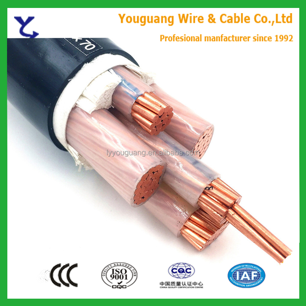 Power Cables Types Copper Underground Electrical Wire Prices ...