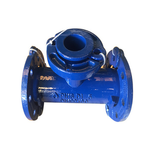 EN545 ISO2531 Loose Flange Fitting All Loose Flange Tee