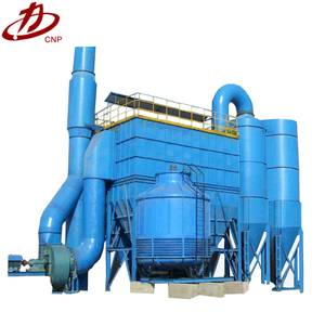 Industrial dust collector units crusher dust control system