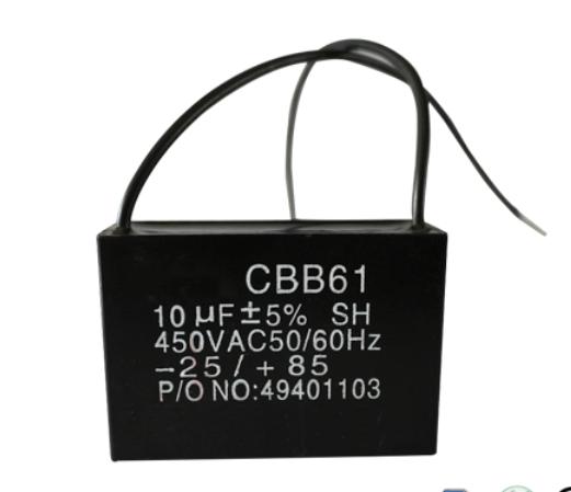 Finden Sie Hohe Qualität 3 Drähte Cbb61 Kondensator Hersteller und 3 ...