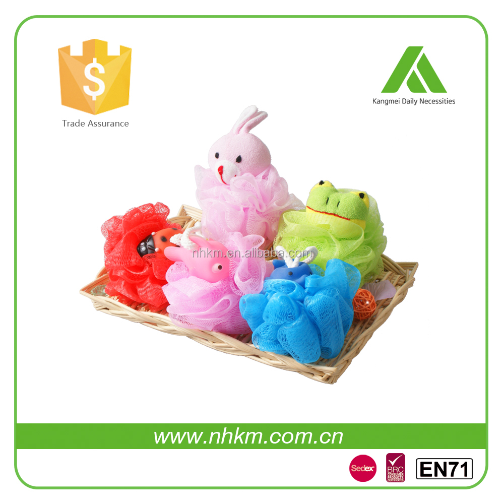 Baby bath sponges for kids animal bath sponge alibaba