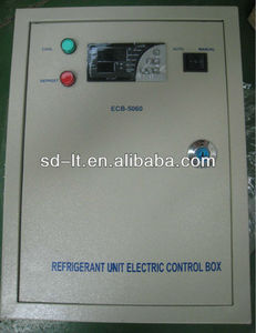 Chiller Control System the Electric Control Box for Cold Storage Equipments