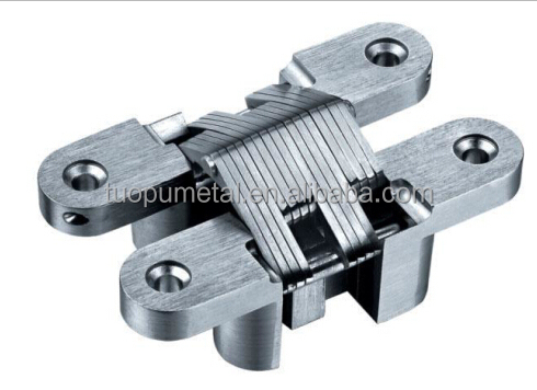 Stainless Steel 180 Degree Open Door Hinges Soft Close