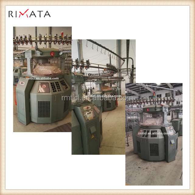 Used Textile Circular Knitting Machine with Cheap Price