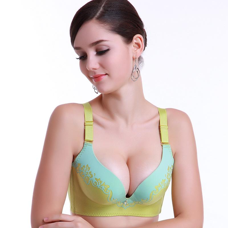 8d2e5ae8db Bra push up bra for women bra sutia sexy bra bralette 2015 fashion sujetadores  push up soutien gorge sujetador print