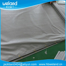 HBWELAND Flame Resistance 1.8*5.1 Durable Sound Proof Net