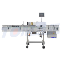 High-efficiency cheap label tag stringing machine