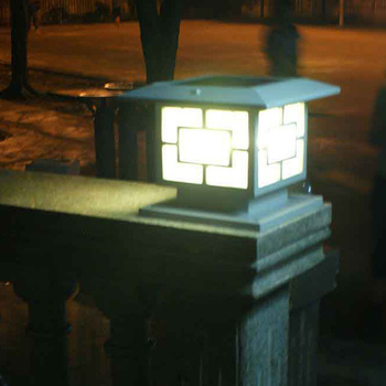 Stained Glass Outdoor Lighting With 6 Volt Led Lighting Fixtures ...