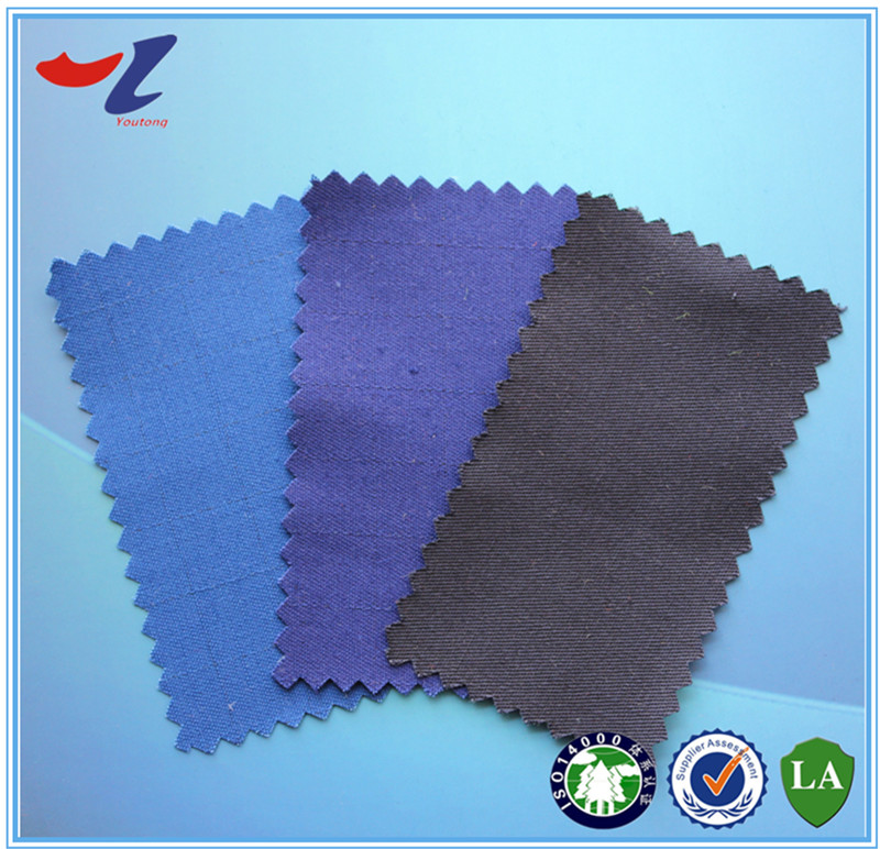 100% <strong>Cotton</strong> Thick Anti Static Clean Room Fabric