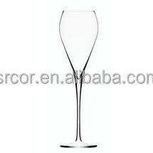 price customize plastic champagne champagne glass