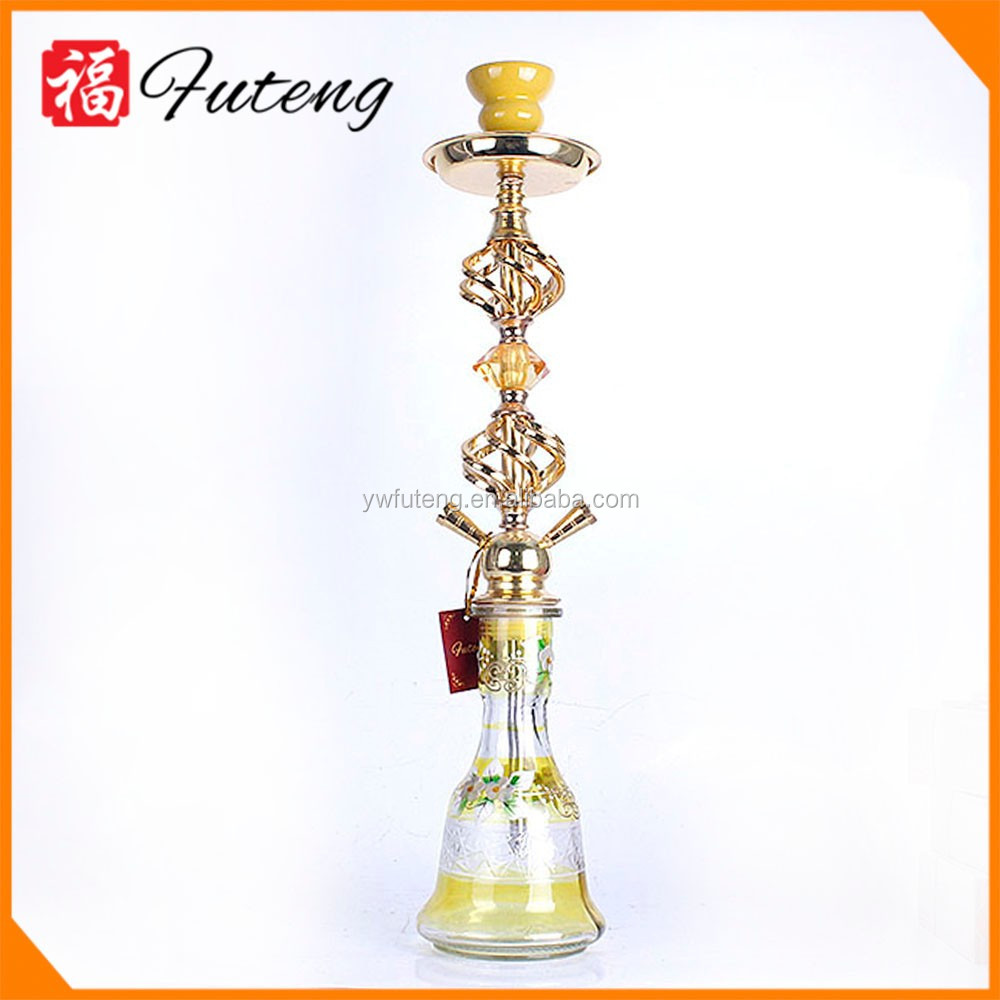 Cheaper Nargile Fashion Hookah Shisha Luxury Glass Hookah