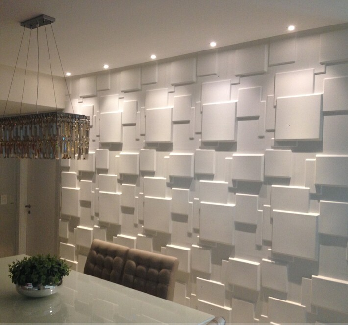 3d background natural plant fibre wallcovering