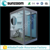 In stock! SUNZOOM prefabricated bathroom, prefab bathroom, modular shower room