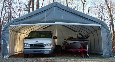 Car parking tent cheap portable car garage tent buy for Cheap 2 car garage