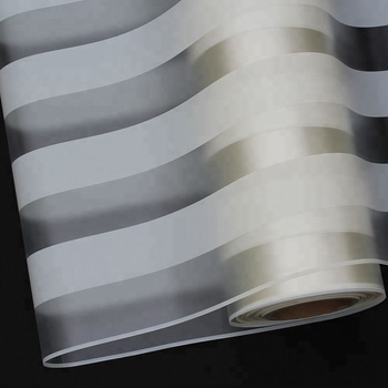 strip matte PET frosted glass decorative film