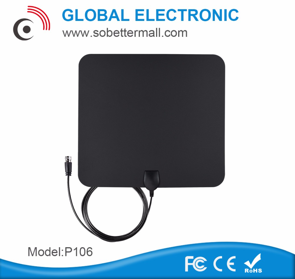 indoor antenna for tv 35 mile range antena digital tv