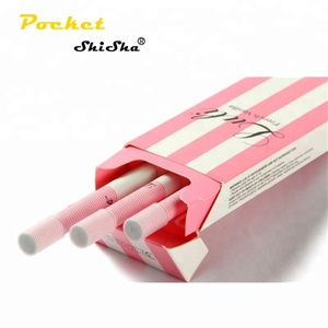 Wholesale Women's Quality Classic Stripe Luli electronic cigarettes Pink disposable LULI