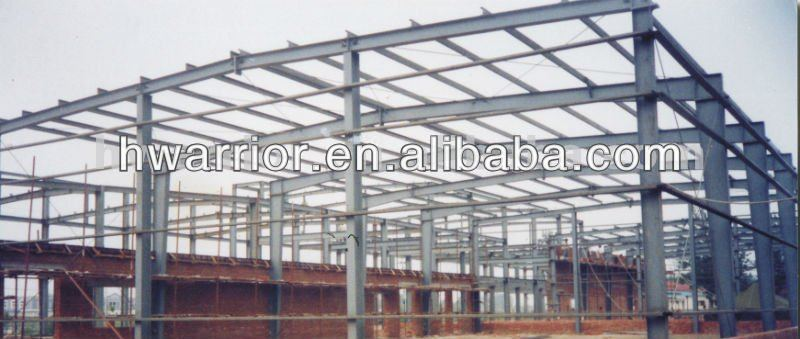 Stainless Steel Structure Warehouse