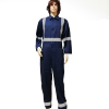 Wholesale Hi Vis Long Sleeve Overalls Work Visibility Safety Workwear Coverall