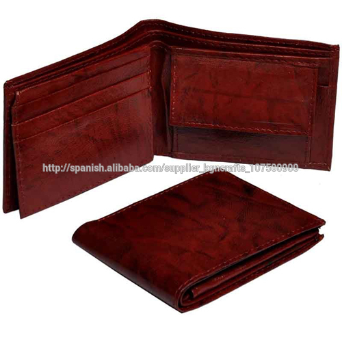 f76359480 Cartera de cuero para los hombres/baratos billetera de cuero/para hombre  billetera de