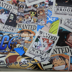 customized waterproof outdoor use skateboarding stickers bomb