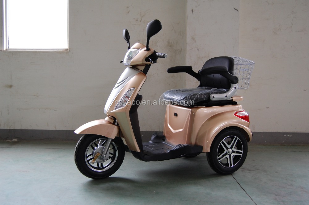 Factory price china adult electric three wheel mobility for 3 wheel scooters for adults motorized