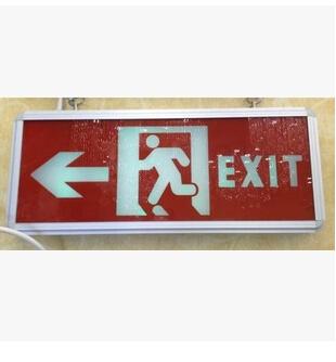emergency light led exit sign emergency lighting exit sign