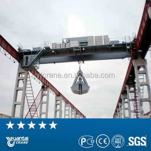 Yuantai qz type grab bucket crane claw machine for sale
