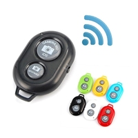 Vietnam Cheap Mini Blue-tooth 3.0 Wireless Shutter Remote Control For iOS/Android Phone & Camera For Self-Timer Shutter Shooting