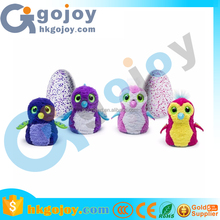 hot sale manufacturer kids magical EVA material Magic Egg with hatching egg toy smart toy for kids