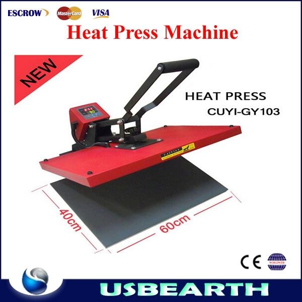 Kết quả hình ảnh cho Cuyi flat plate heat press machine