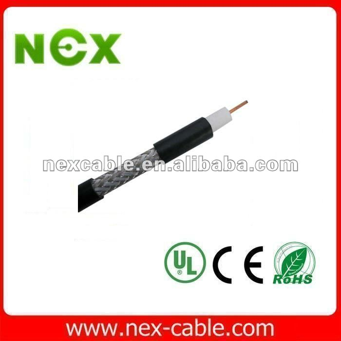 RG-11 HFC CATV Broadband Coaxial Cable