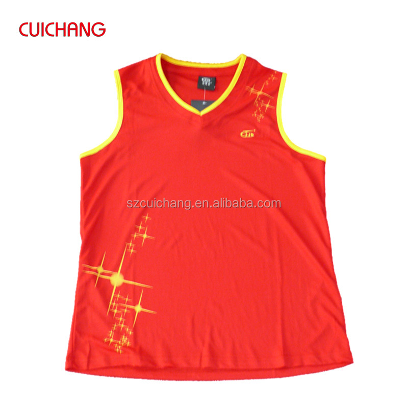 Wholesale Gym Singlet CustomWomen And Mens Sport Tank Top