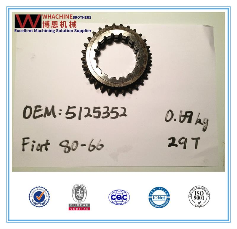 Professional tractor spare parts for fiat Made by China Gold supplier