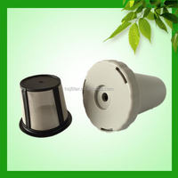 3 in 1 K Cup Set Plastic K Cup Coffee Filter Holder with Single Basket Filter