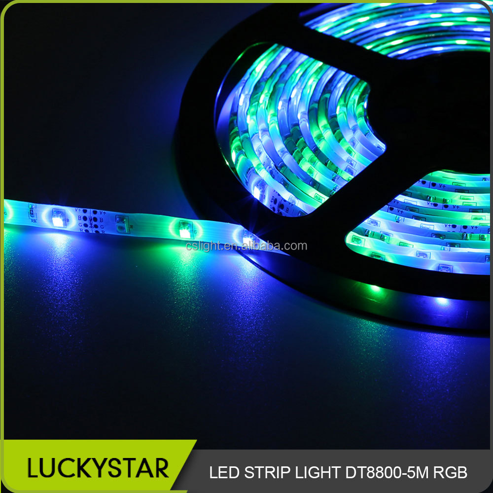Factory Sale New UL CE RoHS High lumen 5050 rgb led Strip
