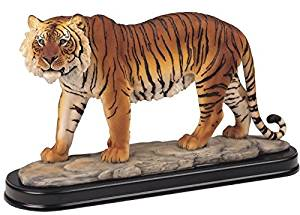 StealStreet SS-G-11450 Bengal Tiger Collectible Wild Cat Animal Decoration Figurine Statue