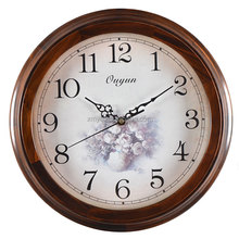 2016 New Year Gift Item Classic Wall Clock For Unique Gift