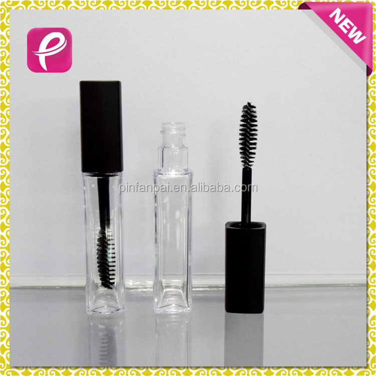 Pinfanpai cosmetic transparent empty mascara tube