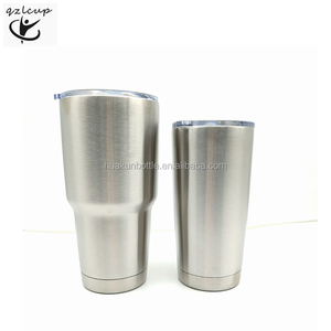 Hot Sales Double Wall Vacuum Insulated Travel Mug Set 30oz / 20oz 18/8 Stainless Steel Travel Tumblers